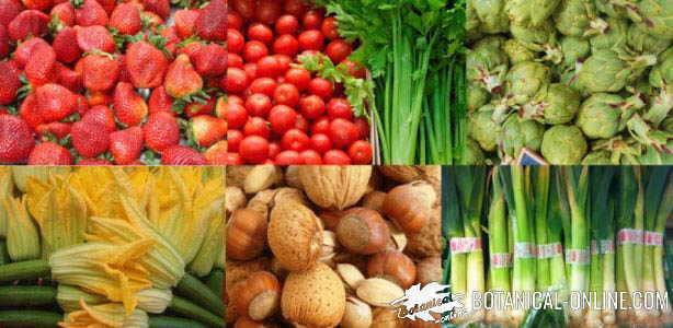 alimentos con bioflavonoideds