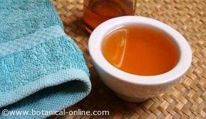 Aceite de argan para pieles secas