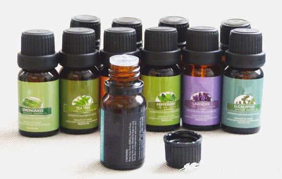 aceites esenciales tipos