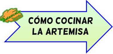 recetas con artemisa