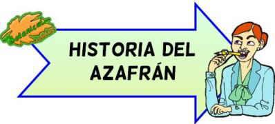 historia del azafran