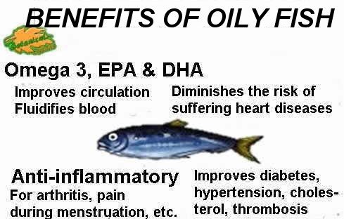 properties of blue fish