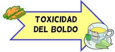 toxicidad del boldo