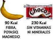calorias del platano, una fruta que engorda?