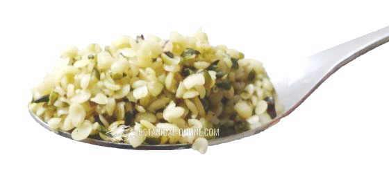 semillas de cáñamo ricas en omega 3