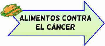 alimentos cancer