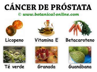 Alimentos contra el c ncer de pr stata - Alimentos previenen cancer ...