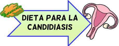 dieta candidiasis