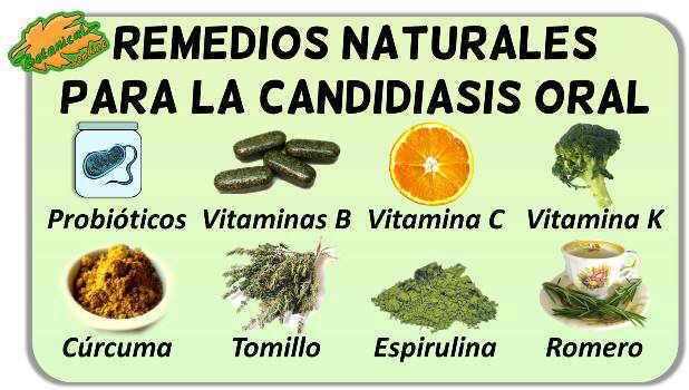 plantas medicinales enjuagues y remedios para la candidiasis oral