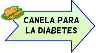 canela para la diabetes