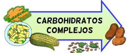 carbohidratos complejos caracteristicas