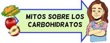 mitos sobre carbohidratos