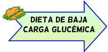 dieta baja carga glucemica