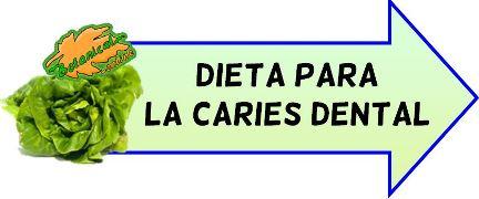 dieta contra la caries