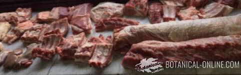 carne cerdo matanza