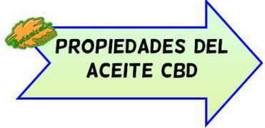 propiedades del cbd