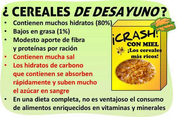 propiedades valor nutricional de los cereales de desayuno extrusionados maiz vitaminas