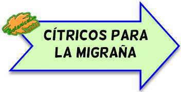 citricos para la migraña