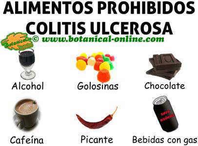 Dieta para los que tienen colitis ulcerosa