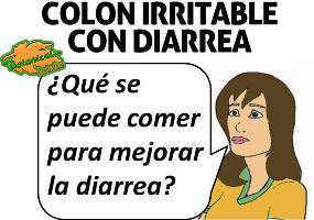 Dieta para sindrome de colon irritable
