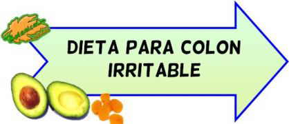 dieta colon irritable
