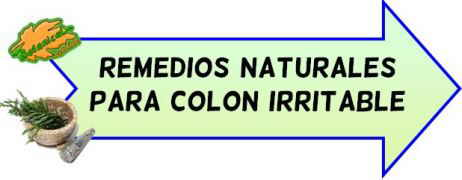 remedios naturales colon irritable