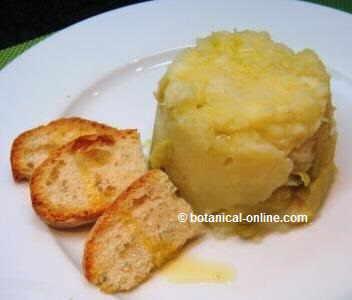 Col con patata