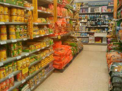 Etiqueta análisis nutricional pienso perros -  Supermercado diferentes pienso perros