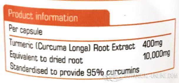 suplemento curcuma rico curcumina