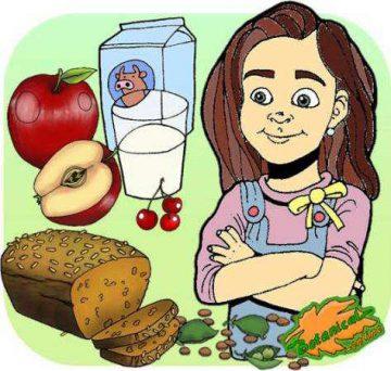 nutricion definicion niños