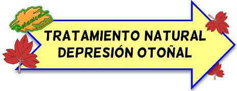 tratamiento natural depresion otoñal
