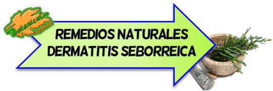 dermatitis seborreica remedios naturales