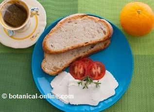 desayunos equilibrados para adelgazar
