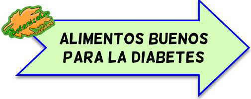 diabetes alimentos buenos
