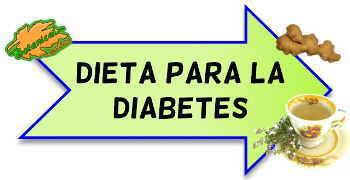 dieta para la diabetes