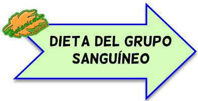 dieta segun el tipo de sangre o negativo