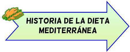 historia de la dieta mediterranea