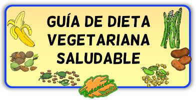 guia dieta vegetariana saludable