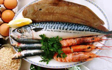 pescado como fuente de yodo de la dieta mediterranea