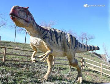 Dinosaurio Allosaurus fragilis