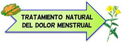tratamiento natural dolor menstrual