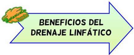 beneficios drenaje linfatico