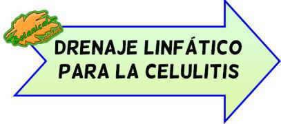 drenaje linfatico celulitis