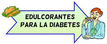 edulcorantes diabetes
