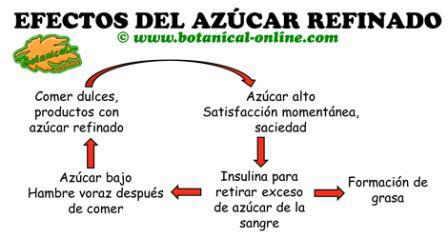 azucar refinado