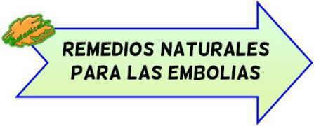 remedios embolias