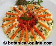 ensalada cuscus