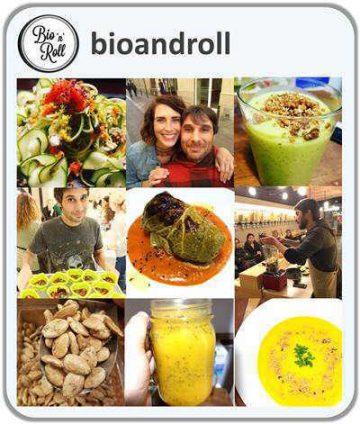 instagram bioandroll