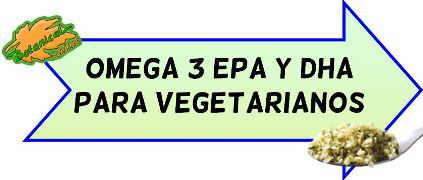 epa dha vegetarianos