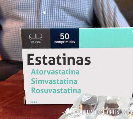 estatinas tipo medicamentos colesterol atorvastatina simvastatina